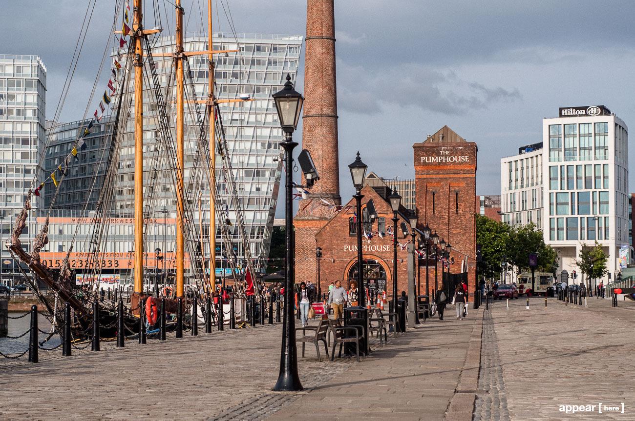 Liverpool Pop Up Shops Showrooms Venues For Rent